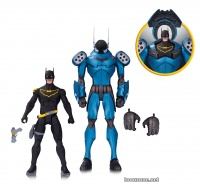 DC DESIGNER SERIES:  BATMAN BY GREG CAPULLO ACTION FIGURE 2-PACK