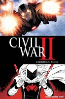 CIVIL WAR II: CHOOSING SIDES #2 (of 6)