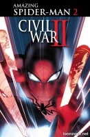 CIVIL WAR II: AMAZING SPIDER-MAN #2 (of 4)
