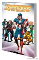 GUARDIANS OF THE GALAXY CLASSIC: IN THE YEAR 3000 VOL. 1 TPB