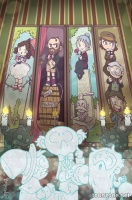 HAUNTED MANSION #5 (OF 5) (Variant Cover)