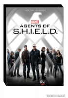 MARVEL'S AGENTS OF S.H.I.E.L.D.: SEASON THREE DECLASSIFIED HC SLIPCASE