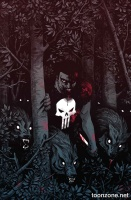 THE PUNISHER #3 (Becky Cloonan Variant)