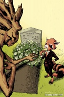 ROCKET RACCOON & GROOT #7