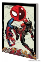 SPIDER-MAN/DEADPOOL VOL. 1: ISN'T IT BROMANTIC TPB
