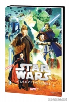 STAR WARS: EPISODE II — ATTACK OF THE CLONES HC