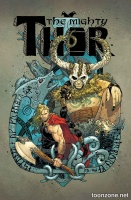 TRUE BELIEVERS: MIGHTY THOR – THE STRONGEST VIKING THERE IS #1