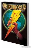 WEIRDWORLD VOL. 1: WHERE LOST THINGS GO TPB