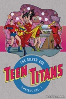 TEEN TITANS: THE SILVER AGE OMNIBUS VOL. 1 HC
