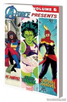 A-FORCE PRESENTS VOL. 6 TPB