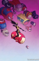 ALL-NEW WOLVERINE #11 (Tsum Tsum Variant)