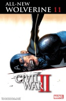 ALL-NEW WOLVERINE #11