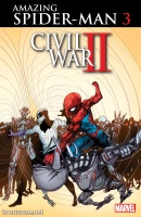 CIVIL WAR II: AMAZING SPIDER-MAN #3 (of 4)