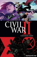 CIVIL WAR II: CHOOSING SIDES #4 (of 6)
