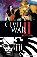CIVIL WAR II: CHOOSING SIDES #5 (of 6)