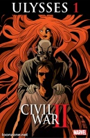 CIVIL WAR II: ULYSSES #1 (OF 3)