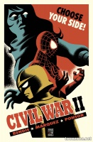 CIVIL WAR II #5 (OF 7) (Michael Cho Variant)