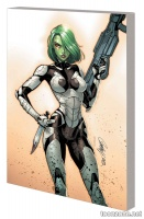 GAMORA: GUARDIAN OF THE GALAXY TPB