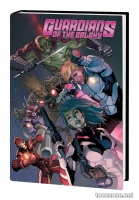 GUARDIANS OF THE GALAXY BY BRIAN MICHAEL BENDIS OMNIBUS VOL. 1 HC