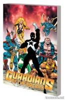 GUARDIANS OF THE GALAXY CLASSIC: IN THE YEAR 3000 VOL. 2 TPB