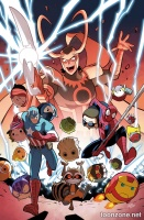 MARVEL TSUM TSUM #1 (of 4) (Variant Cover)