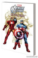 MARVEL UNIVERSE AVENGERS ASSEMBLE: CIVIL WAR DIGEST