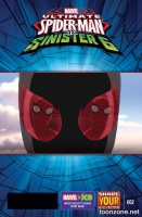 MARVEL UNIVERSE ULTIMATE SPIDER-MAN VS. THE SINISTER SIX #2
