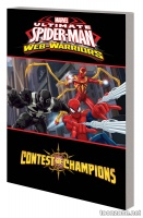 MARVEL UNIVERSE ULTIMATE SPIDER-MAN: CONTEST OF CHAMPIONS DIGEST