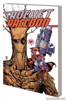 ROCKET RACCOON & GROOT VOL. 0: BITE AND BARK TPB