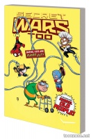 SECRET WARS TOO TPB
