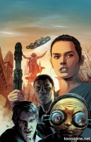 STAR WARS: THE FORCE AWAKENS ADAPTATION #3 (of 5)
