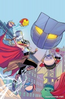 THE MIGHTY THOR #10 (Tsum Tsum Variant)
