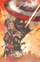 UNCANNY AVENGERS #13 (Captain America 75th Anniversary Variant)
