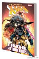 X-MEN: FATAL ATTRACTIONS TPB (NEW PRINTING)
