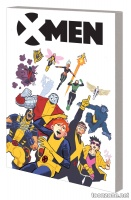 X-MEN: WORST X-MAN EVER TPB