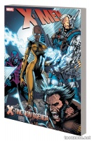 X-MEN: X-TINCTION AGENDA TPB (NEW PRINTING)