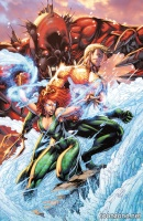 AQUAMAN VOL. 8: OUT OF DARKNESS HC