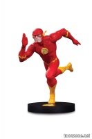 DC DESIGNER SERIES: THE FLASH BY FRANCIS MANAPUL STATUE