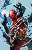 RED HOOD/ARSENAL VOL. 2: DANCING WITH THE DEVIL'S DAUGHTER TP