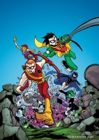 TEEN TITANS GO!: BRING IT ON TP NEW EDITION