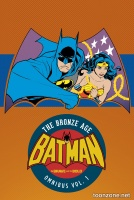 BATMAN: THE BRAVE AND THE BOLD —THE BRONZE AGE OMNIBUS HC