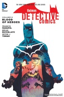 BATMAN: DETECTIVE COMICS VOL. 8: BLOOD OF HEROES TP