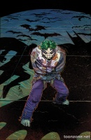 THE DARK KNIGHT RETURNS: THE LAST CRUSADE DELUXE EDITION HC