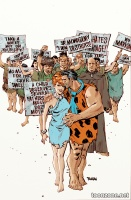 THE FLINTSTONES #4