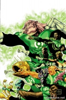 GREEN LANTERN CORPS: EDGE OF OBLIVION TP