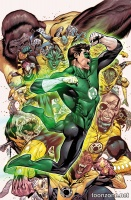 HAL JORDAN AND THE GREEN LANTERN CORPS #6 - 7