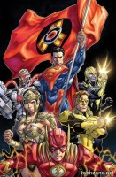 INJUSTICE: GODS AMONG US YEAR FIVE #19 - 20
