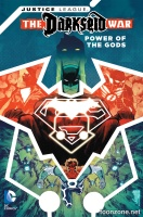 JUSTICE LEAGUE: DARKSEID WAR – POWER OF THE GODS TP