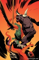 SUICIDE SQUAD MOST WANTED: EL DIABLO/KILLER CROC #3