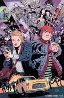 SUGAR & SPIKE: METAHUMAN INVESTIGATIONS TP